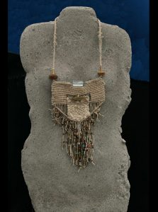 A Prayer Lady Torso Tan; Dyed Concrete (Necklace Separate) - $225 - SOLD