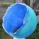Egg Blue Blue