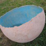 Egg Blue Pink