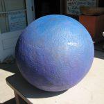 Egg Full Blue