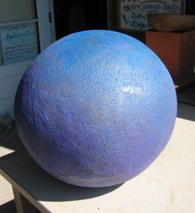 Egg Full Blue - SOLD