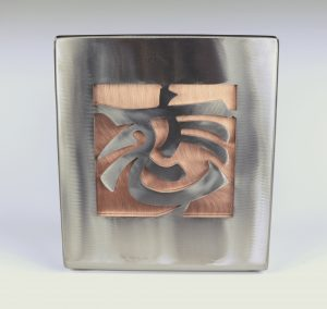 Dream Urn with Treated Copper