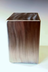 Typical Urn Sides with Brushed Stainless Steel