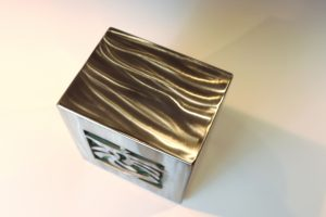 Typical Urn Top with brushed Stainless Steel