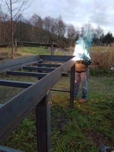 Brian - Welding Deck
