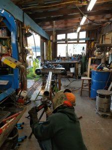 Brian - Shop Welding