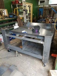 Fabricating & Welding CNC Plasma Table
