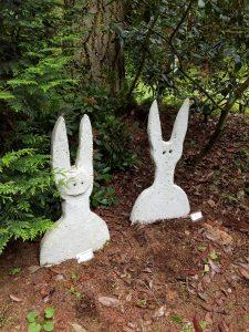 Small Rabbits - Concrete @ Matzke Gallery