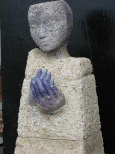 Planter Head Monolith - Sold