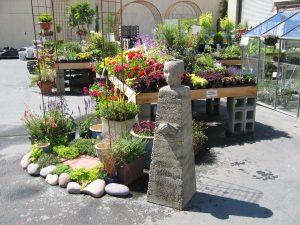 Planter Head Monolith @ Ballard Nursery