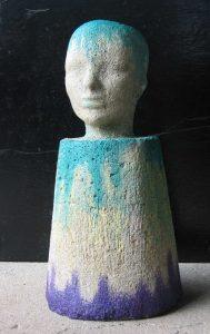 Pillar Planter Head - SOLD