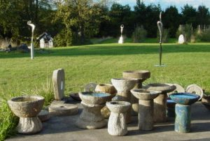 Group of Standing Basins @ Applewood