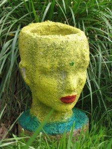 Star Planter Head - SOLD